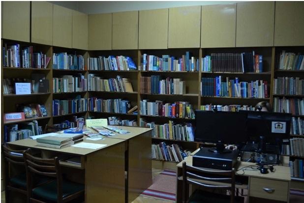 Библиотека-читалня